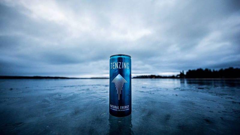 Everest-Inspired Energy Drinks
