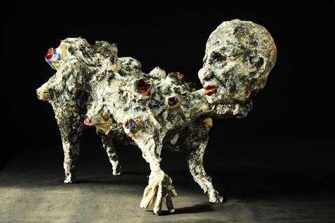 Mutant Human Hybrid Sculptures