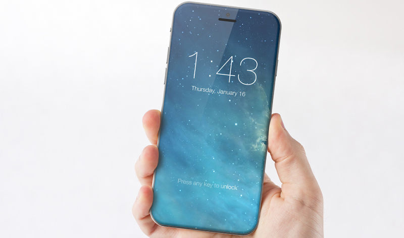 All-Screen Smartphone Concepts