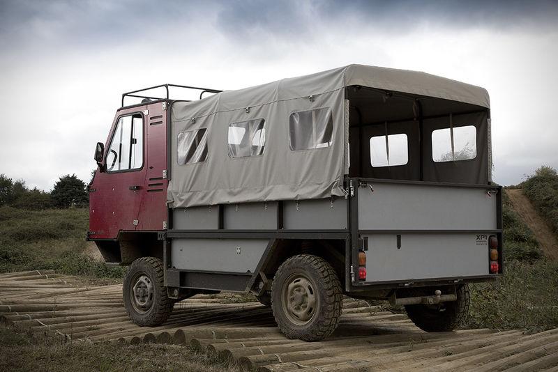 Flat-Pack Trucks
