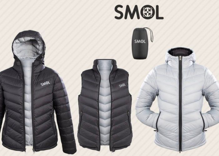 Six-in-One Jacket Styles