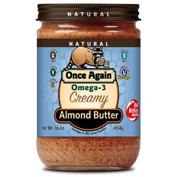 Dry Roasted Almond Butters