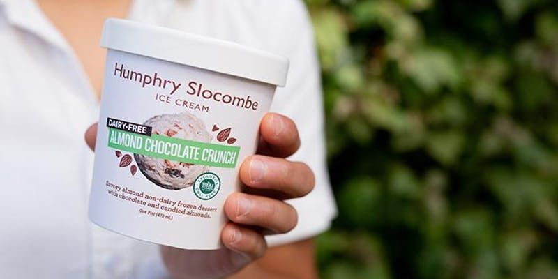 Nutty Plant-Based Ice Creams