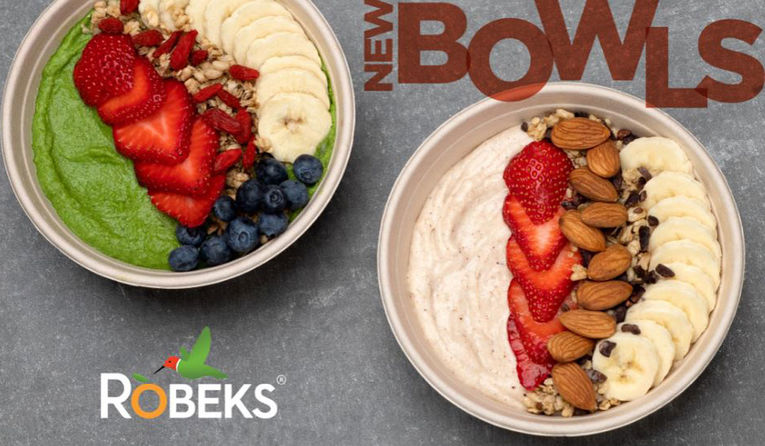 Energizing Almond Butter Bowls