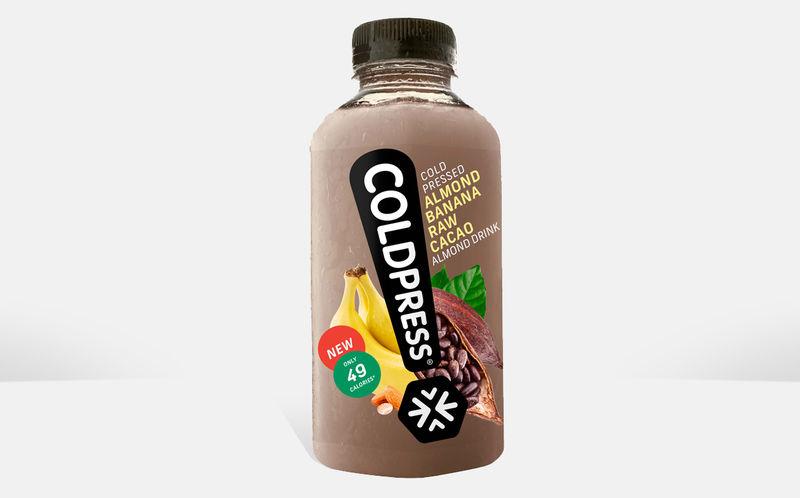 Dairy-Free Cold-Pressed Milkshakes