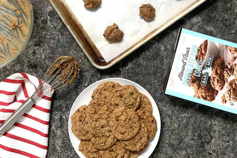 Almond Flour Baking Mixes