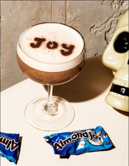 Chocolate Bar Cocktails