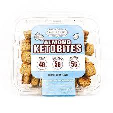 Keto-Friendly Almond Bites