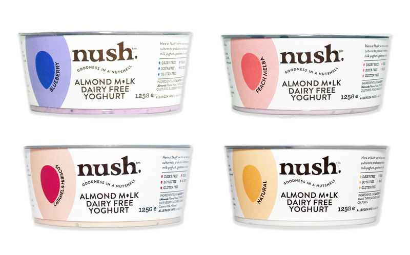 Vegan-Friendly Probiotic Yogurts