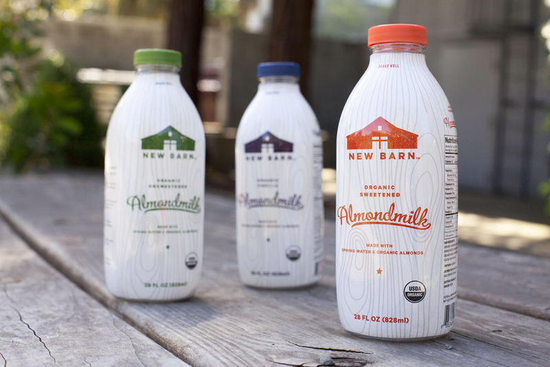 Simplified Nut Milks