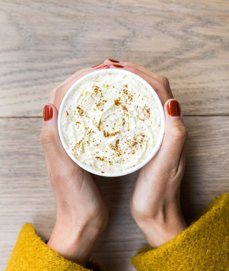 Turmeric Superfood Lattes