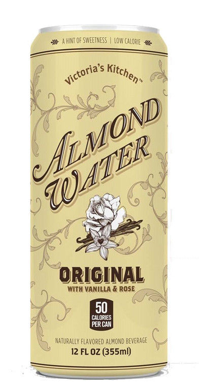 Refreshing Almond Water Beverages