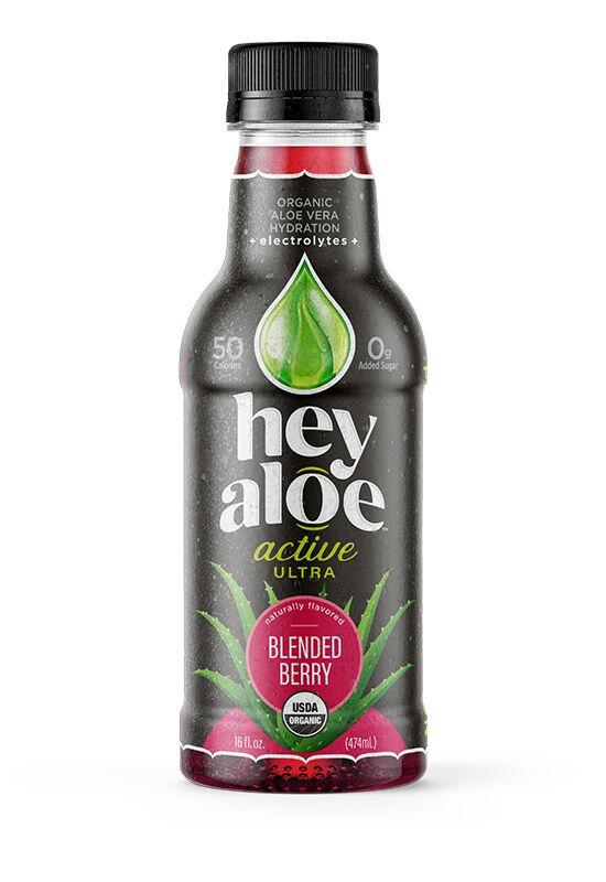 Functional Aloe Beverages
