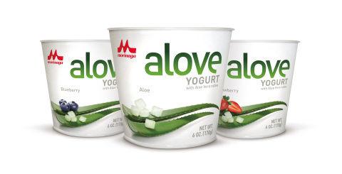Aloe Vera Yogurts