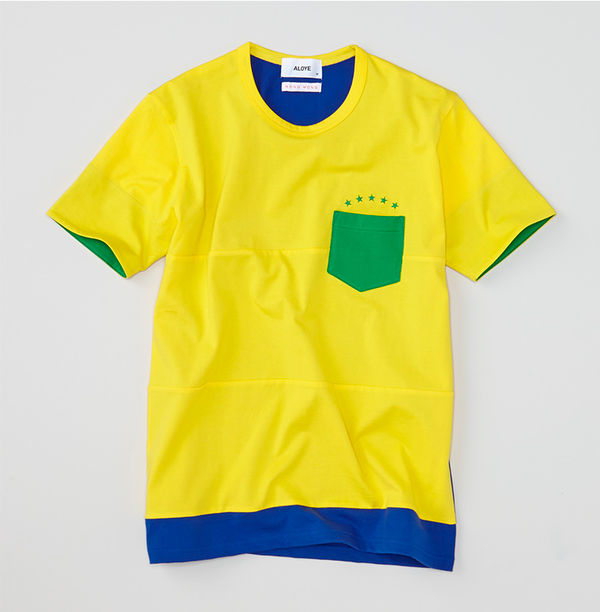 Minimalist World Cup Menswear