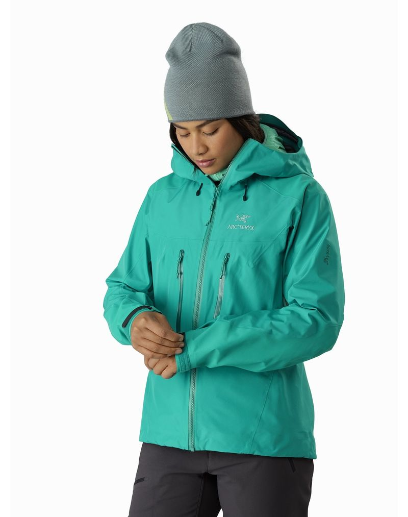 Lightweight Alpine Jackets