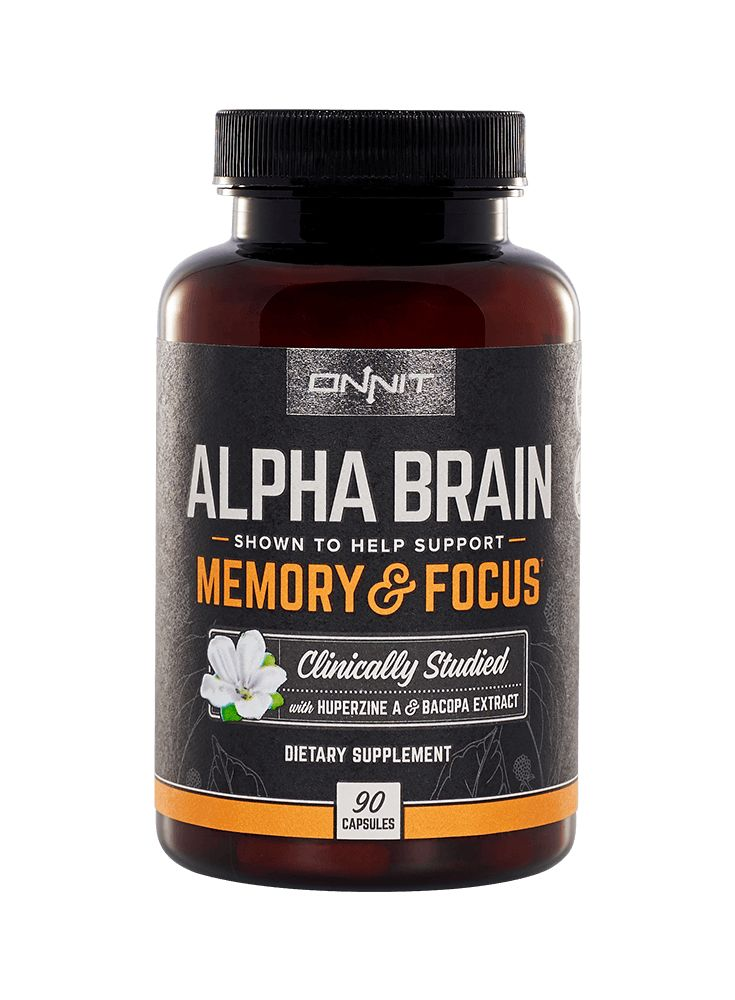 Memory-Supportive Supplements