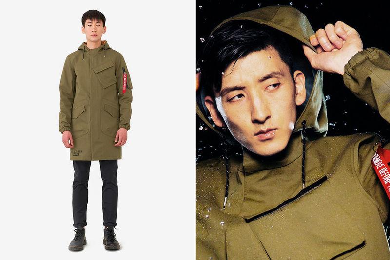 All-Weather Streetwear Coats