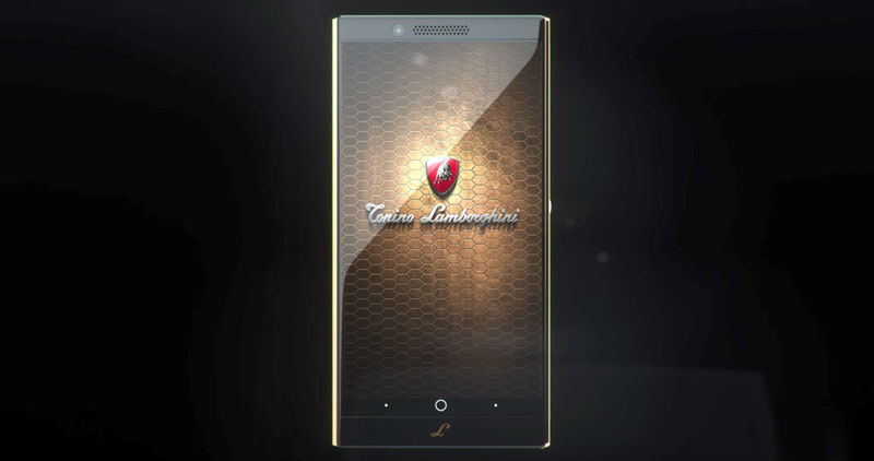 Luxury Car Brand Smartphones