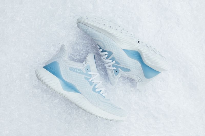 Ice-Like Reworked Sneakers