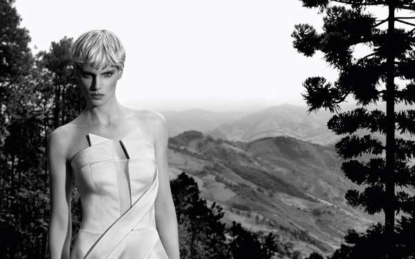 Scenic Fashion Campaigns