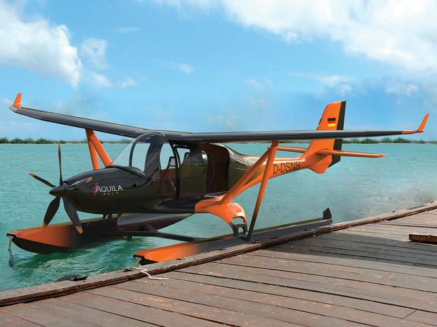 Versatile Multi-Terrain Aircrafts