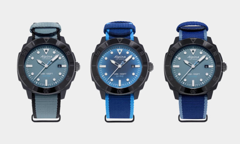 Recycled Ocean Plastic Timepieces