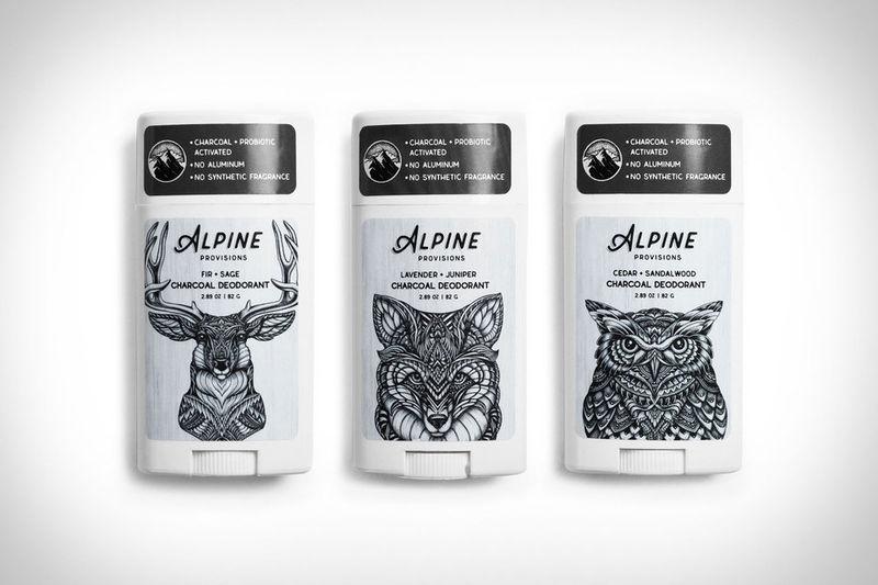 Probiotic-Infused Deodorants