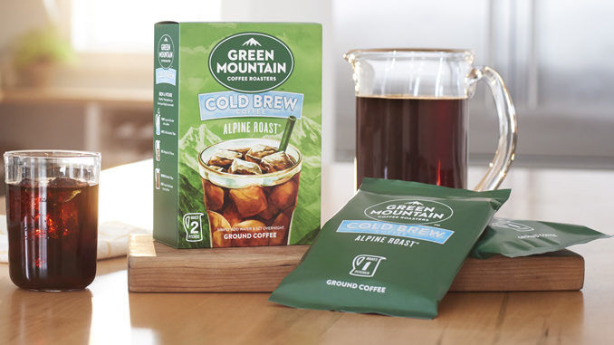 Cold Brew Coffee Sachets