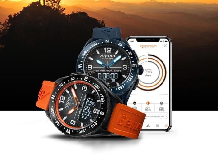 Outdoor Adventurer Smartwatches