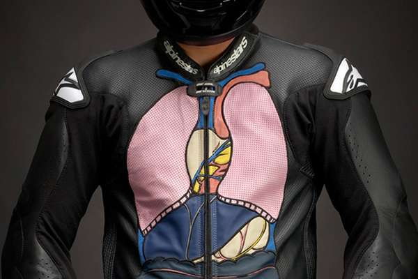 Biologically-Correct Motorcycle Gear