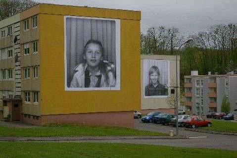 Stunned Street Art