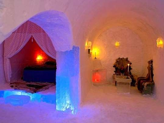 Norwegian Ice Hotel