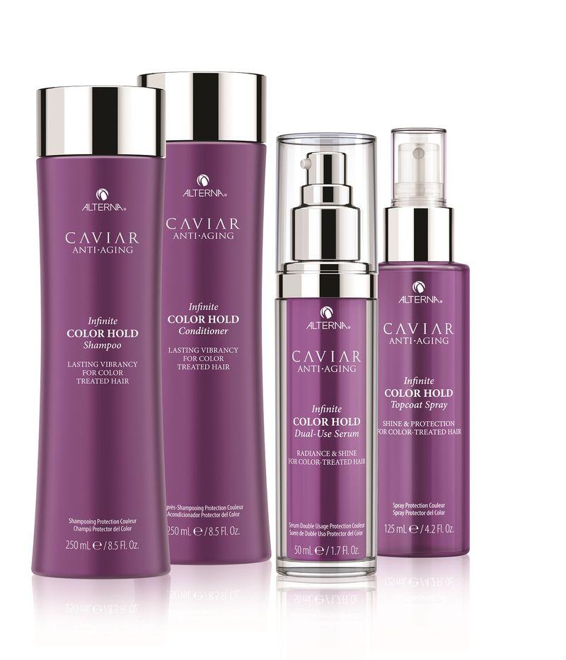 Premium Caviar-Infused Haircare