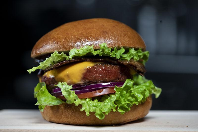 Meaty Alternative Burgers