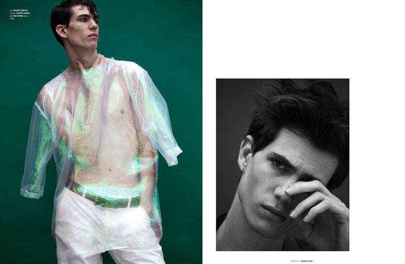 Alternative Menswear Editorials