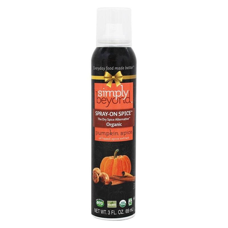 Spray-On Spices