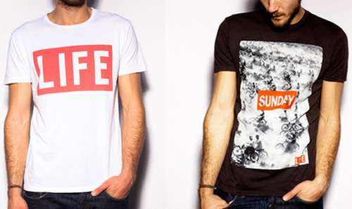 Magazine themed menswear altru x life s t shirt for Altruy decoration sa