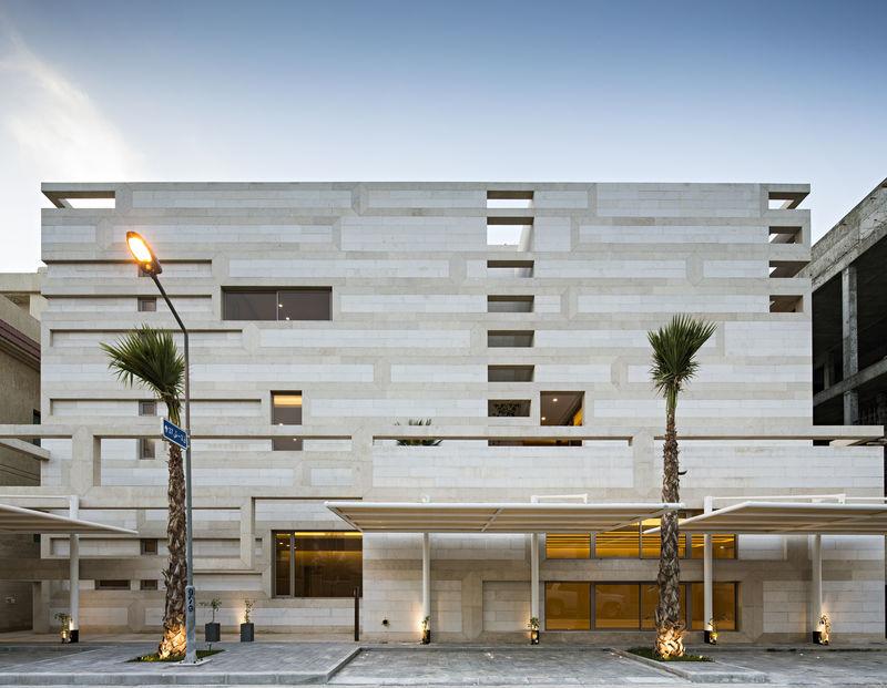 Elongated Building Designs