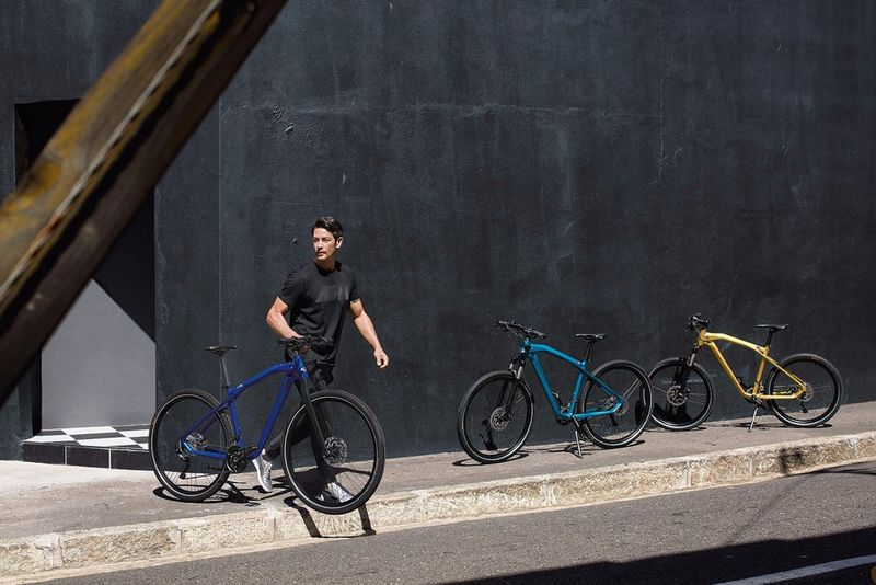 Sedan-Inspired Bicycles