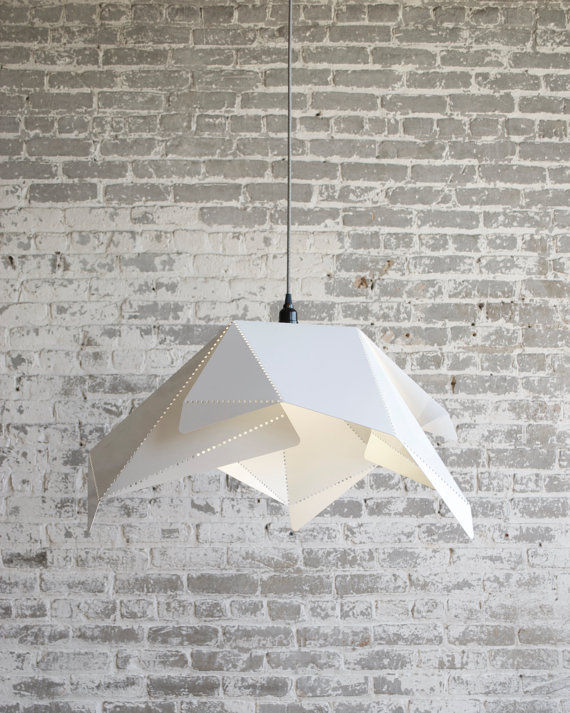 Angular Aluminum Lighting