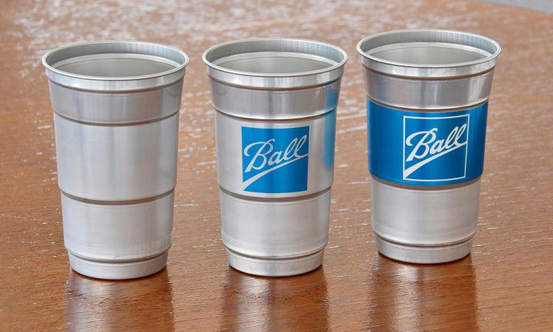 Aluminum Solo Cups