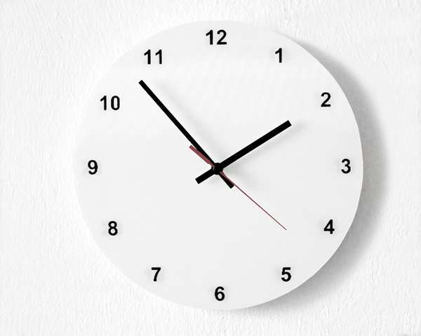 Magically Transforming Time Tellers Am Pm Wall Clock