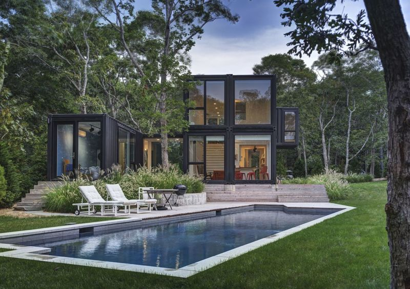Shipping Container Vacation Homes