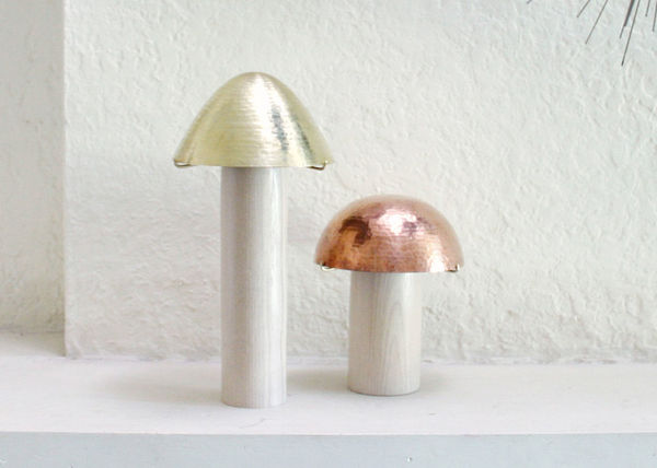Metal Fungal Fixtures