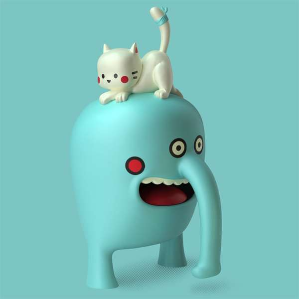 Cute Cuddly Toy Concepts