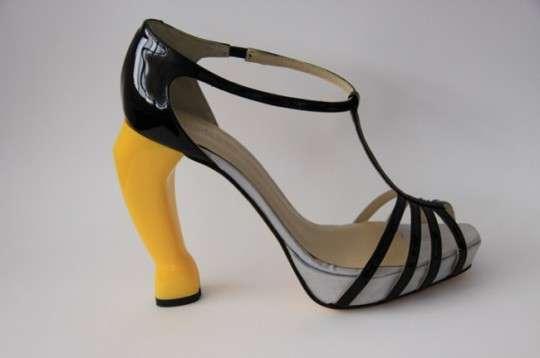 Multi-Hued Heels