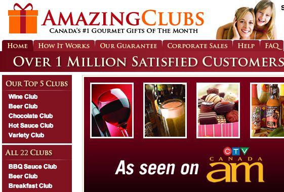 Gourmet Gift Websites