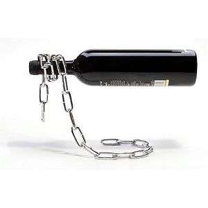 Gravity Defying Wine Bottles