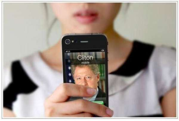 Celebrity Phone Stickers